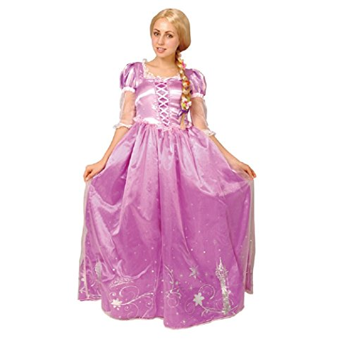 Disney Tangled Costume - Rapunzel Costume - Teen/Women's STD Size -