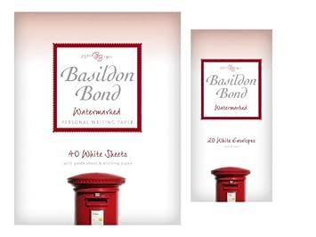 basildon bond letter writing set