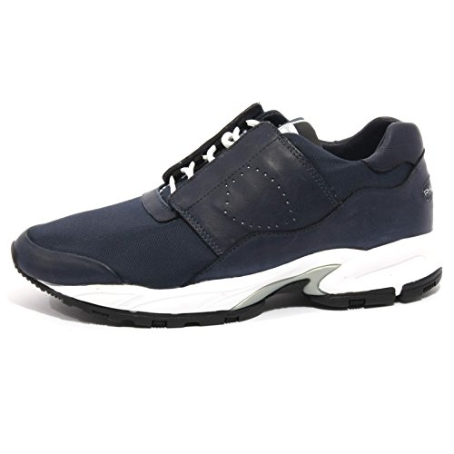 Philippe Model Sneaker Uomo Men Blu Royale Shoe B1311 qC6a4n