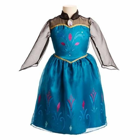 Disney Coronation Frozen Elsa Dress (Disney Frozen Elsa Coronation)