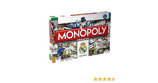 Eleven Force - Monopoly Real Madrid (46982035): Amazon.es: Juguetes y juegos