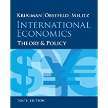 International Economics: Theory and Policy (10th Edition)