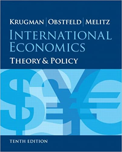 International economics theory and policy 10th edition pearson international economics theory and policy 10th edition pearson series in economics 10th edition by paul r krugman fandeluxe Choice Image