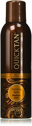 quick tan bronzing spray - 1