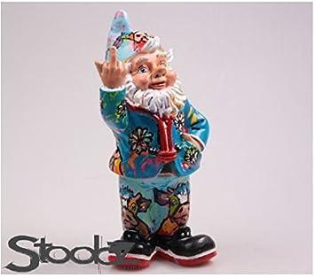 Stoobz VS 002 Nain Joyeux Peinture avec Néerlandais Vaches – Figurine –  Multicolore
