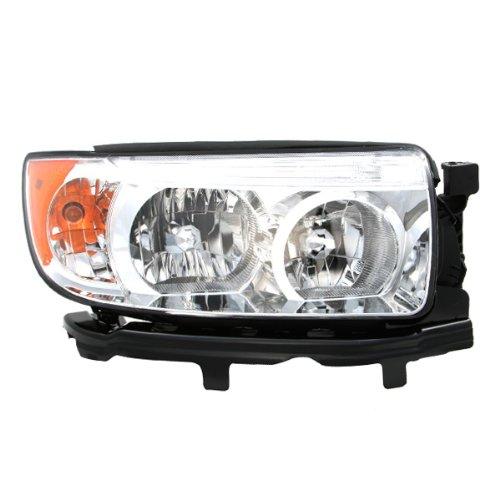 TYC 20-6783-00 06 07 08 Subaru Forester Head Light Lamp Assy Right SU2503119