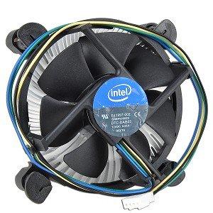 Intel E41997-002 Socket 1156 Aluminum Heat Sink & 3.5 Fan w/4-Pin Connector for Core i7, i5 & i3