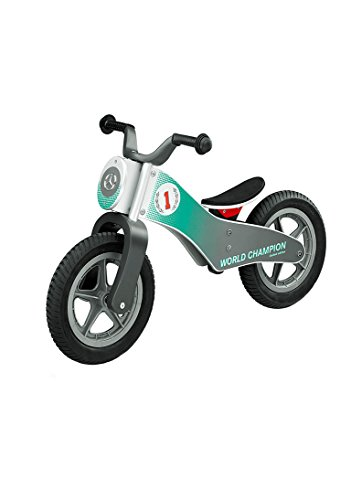 Mercedes-Benz World Champion limited-edition balance bike