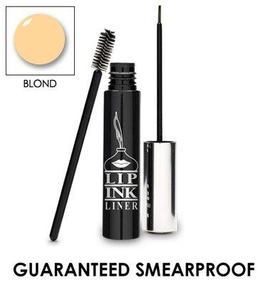 Black Miracle Brow Liner - Organic Vegan Smearproof Waterproof Miracle Brow Liner - Blonde