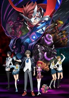Sacred Seven, TV Episodes 1-12, Complete Anime Series in Japanese with English Subtitles