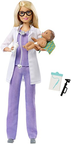 Barbie Baby Doctor Doll & Playsets