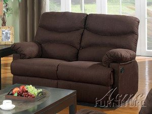 chair couch holder image is brown loveseat cup itm loading modern sofa recliner s microfiber rocker