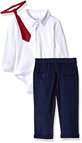 Boyzwear-Baby-Boys-3-Piece-Knit-Blazer-Creeper-with-Printed-Tie-and-Pant