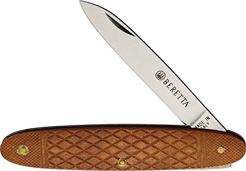 Beretta-Traditional Temperini Knife, Copper