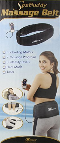 Zewa SpaBuddy Massage Belt