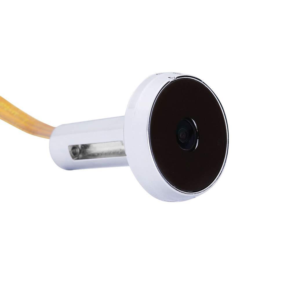 Drahtlose Video T/ürklingel 120 /° Weitwinkel Digital T/ürspion Viewer f/ür das Heimb/üro-Hotel 3,5 Zoll HD LCD Farbdisplay /Überwachungskamera f/ür den Heimgebrauch