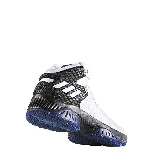 newest 108a9 10f7c Explosive Adidas Zapatillas negbas Unisex ftwbla Negro Deporte J negro  Bounce Niños azucap De BwUqOUd