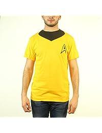 Star Trek Kirk Uniform Men's Yellow T-shirt
