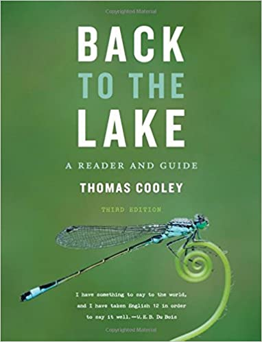Amazon back to the lake a reader and guide third edition back to the lake a reader and guide third edition 3rd edition fandeluxe Images
