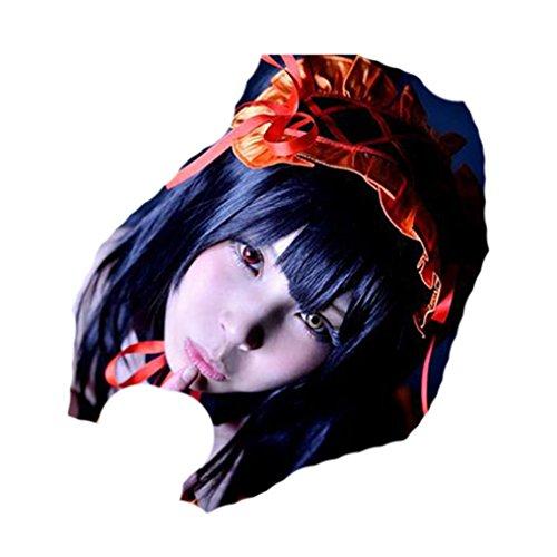Kurumi Cosplay Costume - Date A Live Tokisaki Kurumi cosplay costume wig