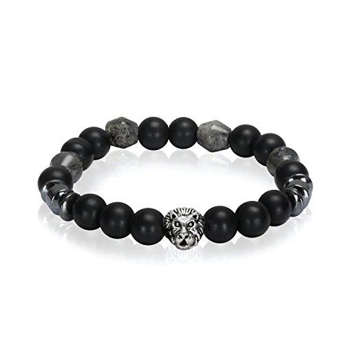 CityPierce Beaded Bracelet Crystal Chakra