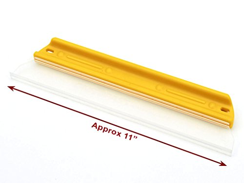 Price comparison product image Original Soft-N-Dry T-Bar Silicone Water Blade Squeegee