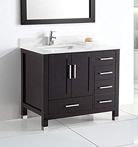 Belvedere Bath L9030 Bathroom Vanity