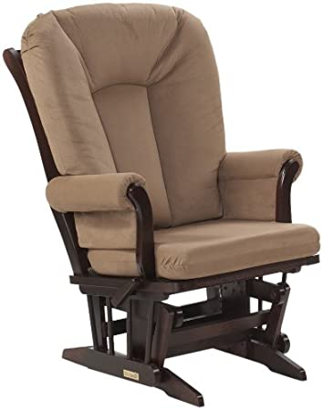 Swell Dutailier Ultramotion Cherry Sleigh Multiposition And Recliner Glider Rocker Cocoa Cjindustries Chair Design For Home Cjindustriesco