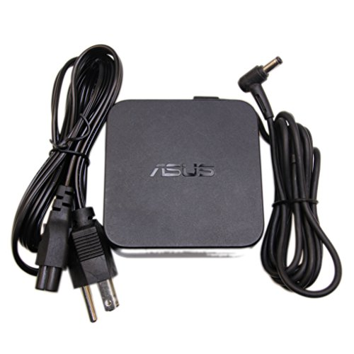 Asus 90W AC Adapter Laptop Charger for Asus K55 K55A K55N K55VD K53E K52F K50I K50IJ K52J K53 K53SV K53TA K53U K55VM K60IJ K73E N53 N56VZ N56V N56VJ N56DP N56VM N76 Power Cord (Asus Adapter Computer)