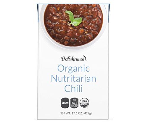 Dr. Fuhrman's Organic Nutritarian Chili