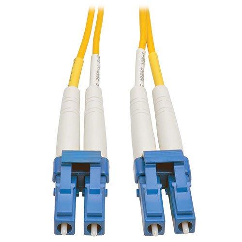 TRIPP-LITE N370-20M 20m LC LC Amarillo - Cable de Fibra óptica (LC, LC, Macho/Macho, OFNR, Amarillo, Single-Mode)