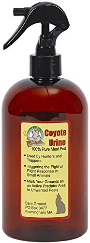 Just Scentsational RS-16 Coyote Urine Small Pest Repellent Trigger Sprayer, 16 oz -  RS-16TR