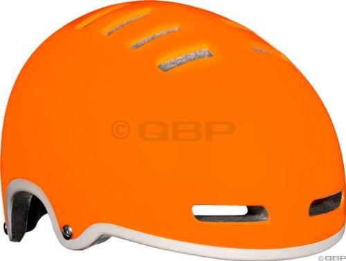 Lazer Armor Helmet: Orange Flash; MD