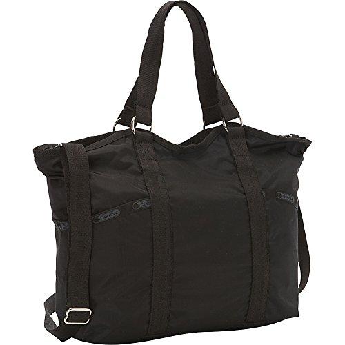 LeSportsac Small Carryall (Black)