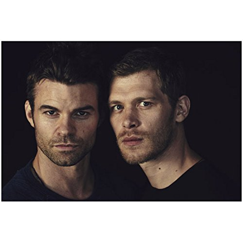 The Originals Daniel Gillies as Elijah Mikaelson with Joseph Morgan as Klaus 8 x 10 inch photo