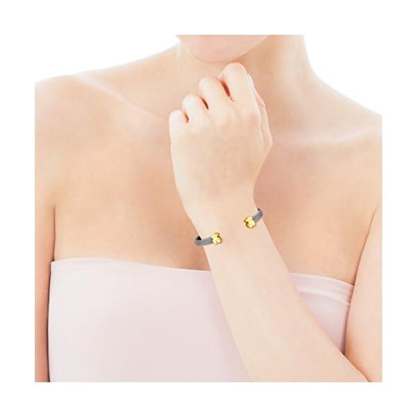 TOUS Brazalete Mujer oro amarillo TOUS Brazalete Mujer oro amarillo TOUS Brazalete Mujer oro amarillo