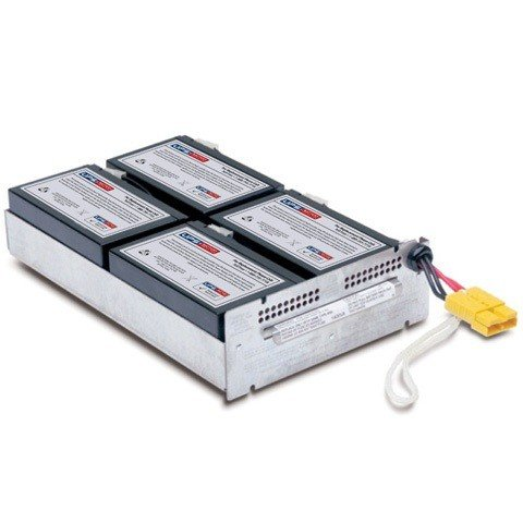 Replacement battery cartridge for SUA1500RM2U by UPS Battery Center