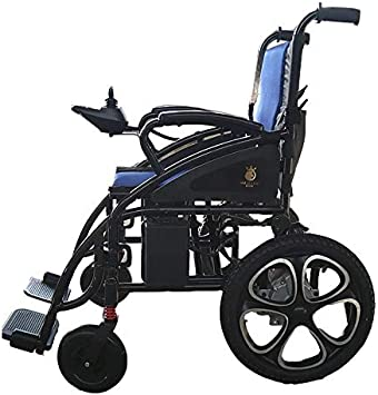 Amazon.com: Silla de ruedas eléctrica para Adultos aprobada ...