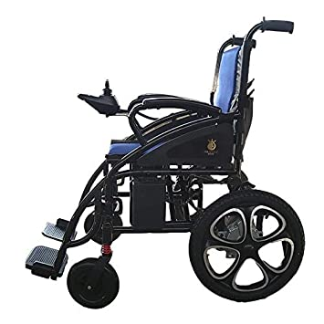 2019 Electric Wheelchairs Silla de Ruedas Electrica para Adultos FDA Approved Transport Friendly Lightweight Folding Electric