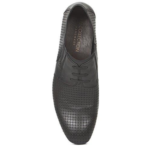 TJ Collection Men's Leather Slip-ONS vscUlcSTKN