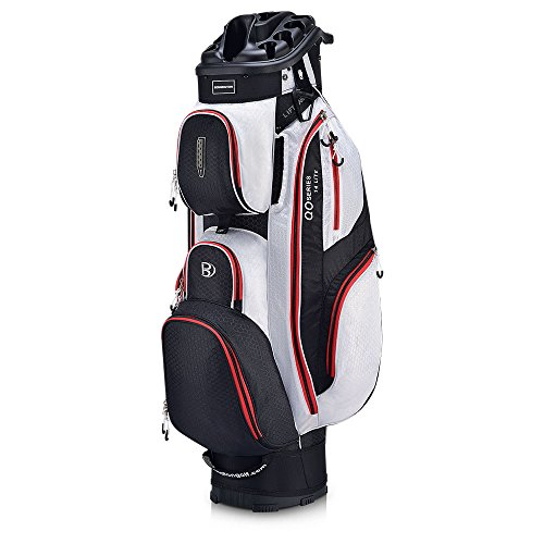 Bennington Quiet Organizer 14 Lite Cart Bag 2017 White