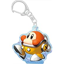 Kirby Lobo Bo Planet Walker Waddle di acrylic key chain of star