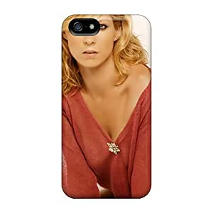 Faddish Phone Jenna Elfman Celebrities Case For Iphone 5/5s / Perfect Case Cover