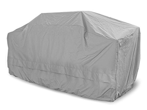 CoverMates – Island Grill Cover – 74W x 38D x 44H – Ultima Collection – 7 YR Warranty – Year Around Protection - Grey