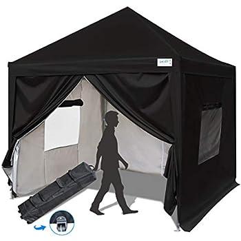 Amazon Com Quictent Privacy 10x10 Ez Pop Up Canopy Party