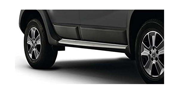 Protecciones laterales bajo de puerta para Dacia Duster: Amazon.es: Coche y moto