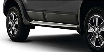 Protecciones laterales bajo de puerta para Dacia Duster