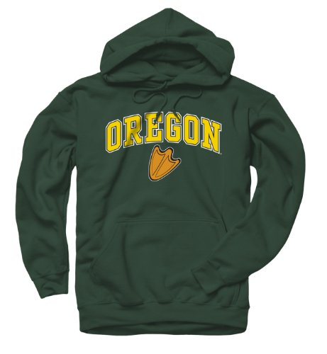 Oregon Home Adult Hooded Sweatshirt