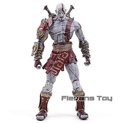 Amazon com: Ghost of Sparta Kratos God of War PVC Action