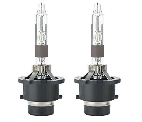 LIMASTAR 4300K D2R Bulb HID Headlights Replacement Car Xenon Bulbs 35W (2pcs)